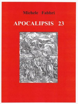 cover image of Apocalipsis 23