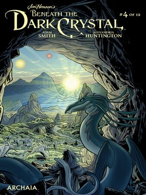 cover image of Beneath the Dark Crystal (2018), Issue 4