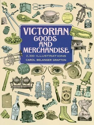cover image of Victorian Goods and Merchandise