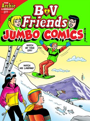 cover image of B&V Friends Double Digest #277