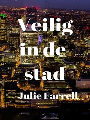 cover image of Veilig in de stad