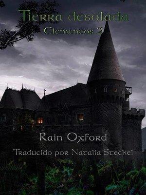 cover image of Tierra desolada