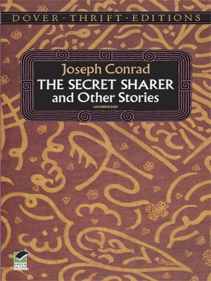 cover image of The Secret Sharer and Other Stories