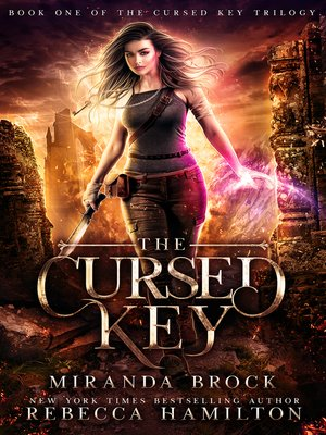 cover image of The Cursed Key