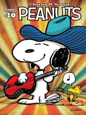 cover image of Peanuts (2012), Issue 20