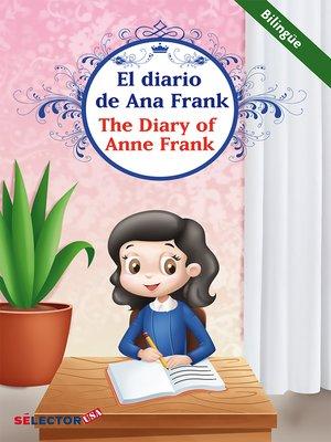 cover image of Diario de Ana Frank (bilingüe)