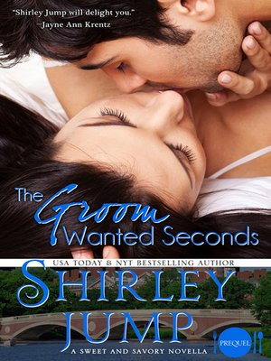 cover image of The Groom Wanted Seconds