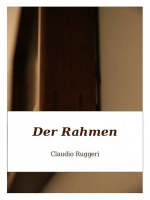 cover image of Der Rahmen