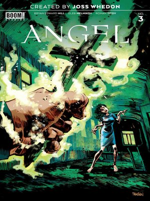 cover image of Angel, Issue 3
