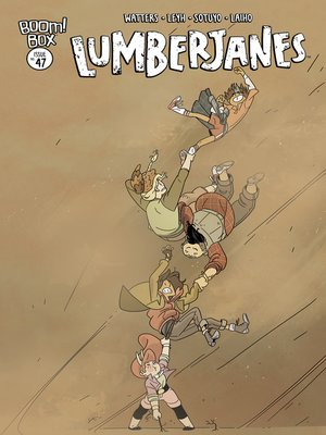cover image of Lumberjanes, Volume 47