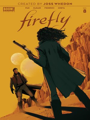 cover image of Firefly (2018), Issue 8