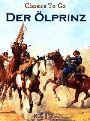 cover image of Der Ölprinz