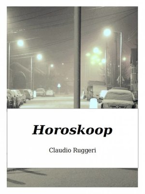cover image of Horoskoop
