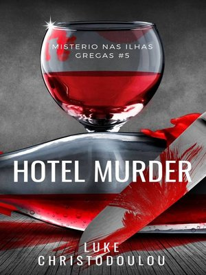 cover image of Hotel Murder