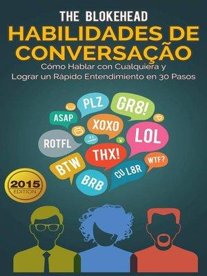 cover image of Habilidades de Conversação