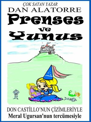 cover image of Prenses ve Yunus