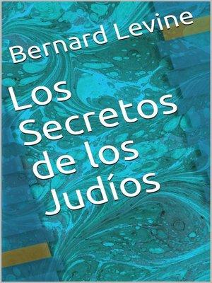 cover image of Los Secretos de los Judíos