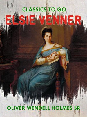 cover image of Elsie Venner