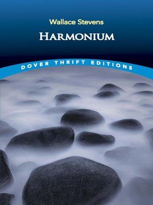 cover image of Harmonium