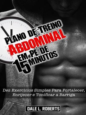 cover image of Plano de Treino Abdominal em Pé de 15 Minutos