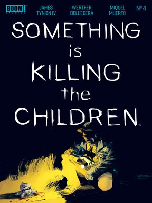 cover image of Something is Killing the Children (2019), Issue 4