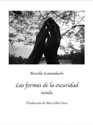 cover image of Las formas de la oscuridad