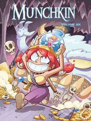 cover image of Munchkin (2015), Volume 6