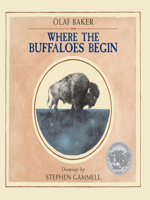 cover image of Where the Buffaloes Begin