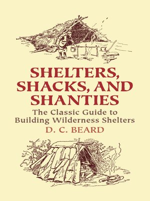 cover image of Shelters, Shacks, and Shanties