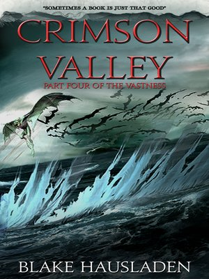 cover image of Crimson Valley