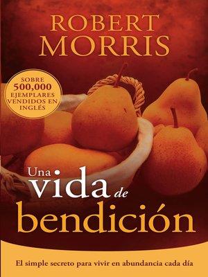 cover image of Una vida de bendición