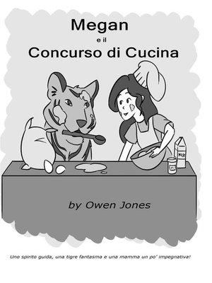 cover image of Megan e il concorso di cucina