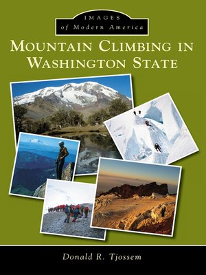 cover image of Mountain Climbing in Washington State