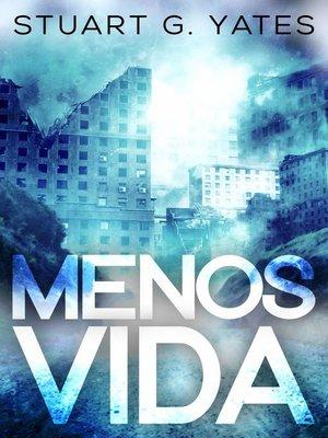 cover image of Menos Vida