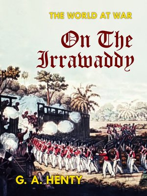 cover image of On the Irrawaddy