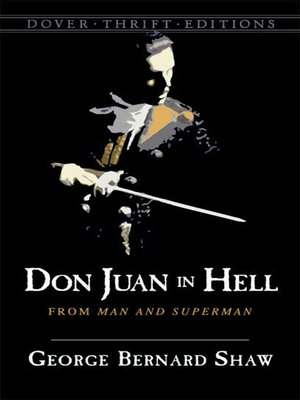 cover image of Don Juan in Hell