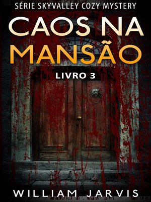 cover image of Caos Na Mansão