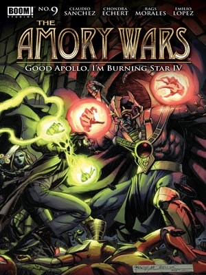 cover image of The Amory Wars: Good Apollo, I'm Burning Star IV, Issue 9
