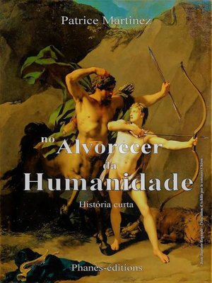 cover image of No alvorecer da humanidade