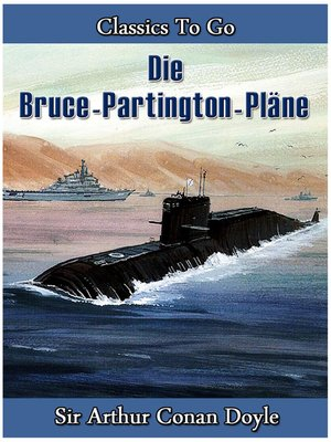 cover image of Die Bruce-Partington-Pläne