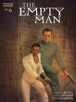 cover image of The Empty Man (2018), Issue 6