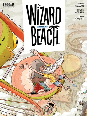 cover image of Wizard Beach #4