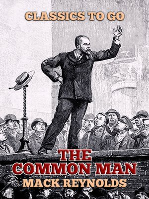 cover image of The Common Man