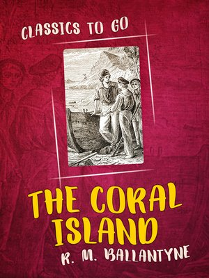 cover image of The Coral Island