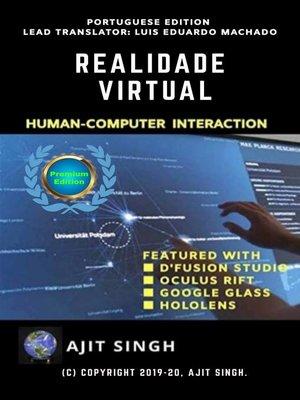 cover image of Realidade Virtual