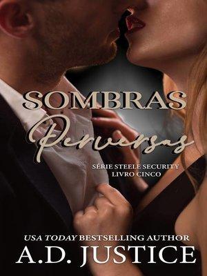 cover image of Sombras Perversas