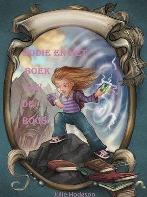 cover image of Jodie en het Boek van de roos