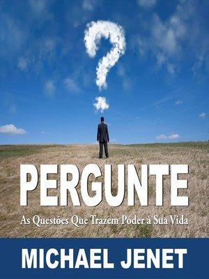cover image of Pergunte