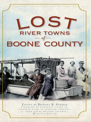cover image of Lost River Towns of Boone County