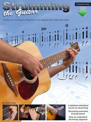 cover image of Guitar Strumming for Beginners and Upward with Audio and Video